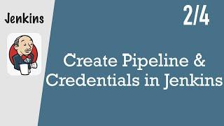 Create Multibranch Pipeline with Git - Jenkins Pipeline Tutorial for Beginners 2/4