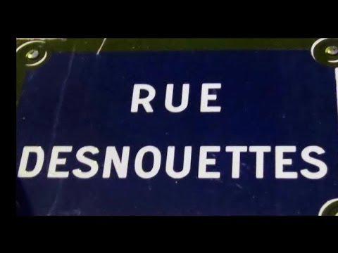 Rue Desnouettes Paris Arrondissement  15e