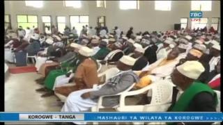 LIVE: Rais Magufuli kwenye Tamasha la Maulid Tanga