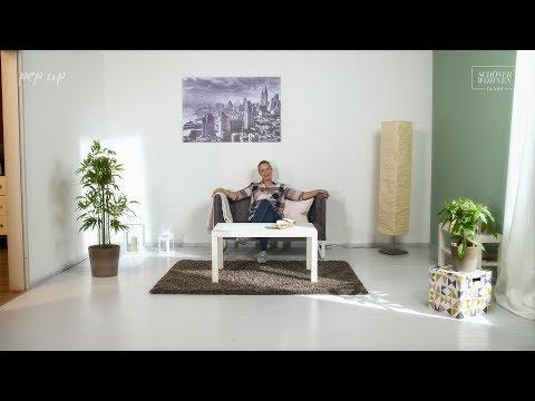 sch ner wohnen pep up renovierfarbe holzfu boden oxidrot. Black Bedroom Furniture Sets. Home Design Ideas