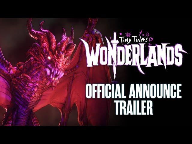 Tiny Tina's Wonderlands (видео)