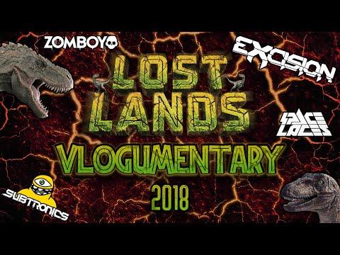 Lost Lands 2018 Vlogumentary