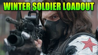 Loadout  - The Winter Soldier M416 & Grenade Launcher | Battlefield 4 Assault Rifle Gameplay