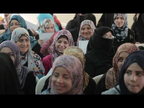 Skills Training for Syrian Youth and Women Refugees in Turkey (long version)