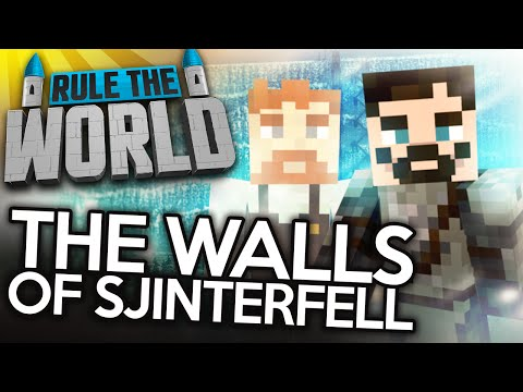 Minecraft Rule The World #51 - The Walls of Sjinterfell