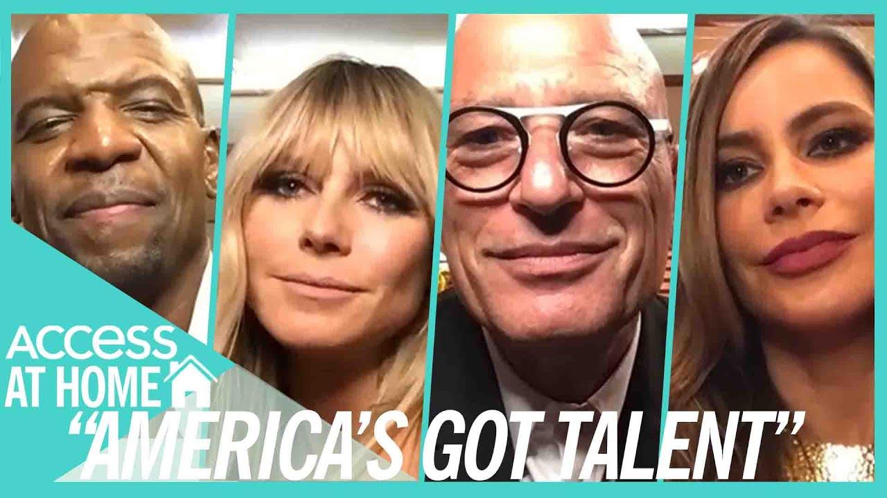 Howie Mandel, Heidi Klum, Sofia Vergara React To Meghan Markle On 'AGT'