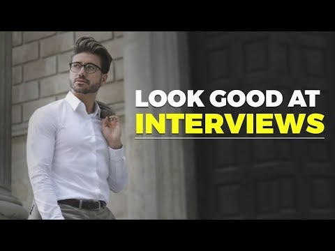HOW TO GET READY FOR AN INTERVIEW | Look Good at Job Interviews | Alex Costa
