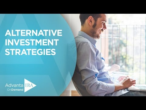 Alternative Investment Strategies (that actually work!)
