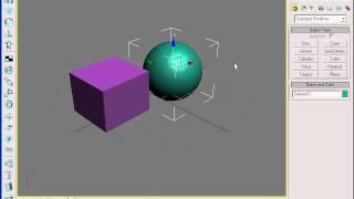 แนะนำการใช้งานโปรแกรม 3D Max ตอนที่ 3 Standard Primitives