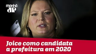 PSL pode ter Joice Hasselmann como candidata a prefeitura em 2020