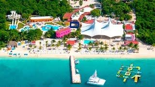 Zapętlaj Playa Mia Grand Beach & Water Park, Cozumel | Playa Mia Grand Beach Park