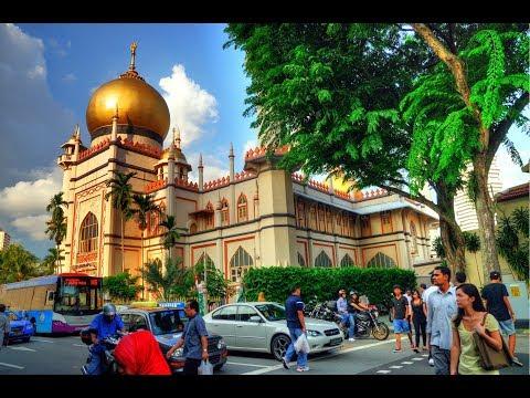 "Мечети мира. HD ""Султана Хуссейна"" Сингапур"