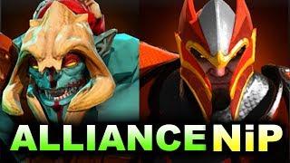 ALLIANCE vs NiP - WINNERS GAME - LOOT.BET WINTER MASTERS DOTA 2