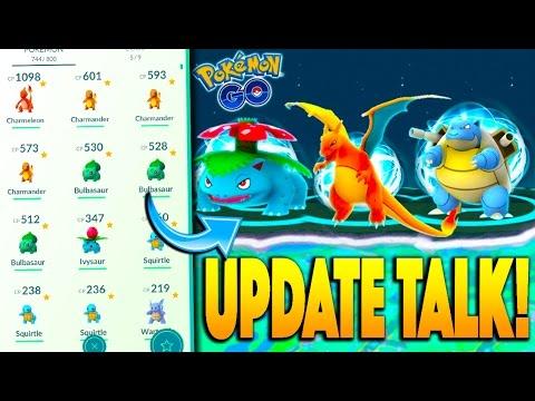 HUGE EVOLUTION SPREE + NEXT UPDATE DISCUSSION! Pokemon Go