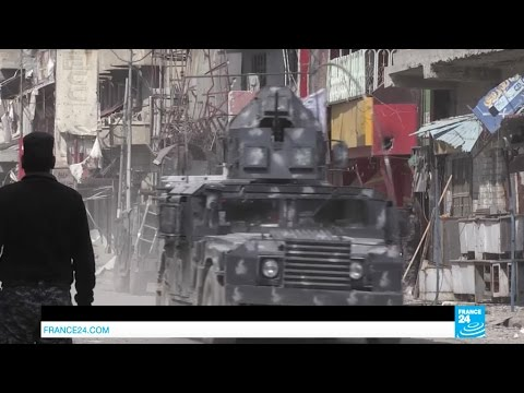 Iraq: Army forces consolidate their position in western Mosul