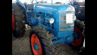 Paul's         Ford Tractor Museum