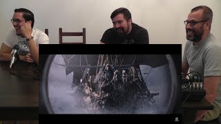 Skull & Bones E3 2017 Trailer Reaction