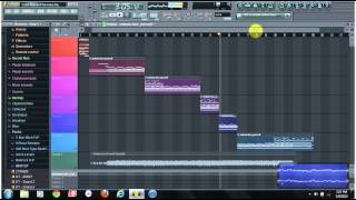 Eminem Lose Yourself Instrumental Remake on FL Studio 10