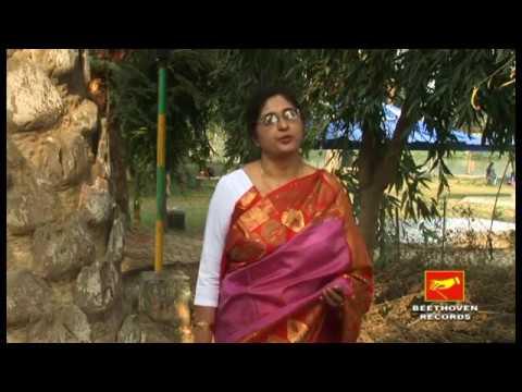 New Rabindra Sangeet 2017   Jograne jaye Bibhavari   জাগরণে যায় বিভাবরী   Soma Chakraborty   Folk