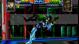 Dual Heroes [Virtual Arcade] Zen vs Gun