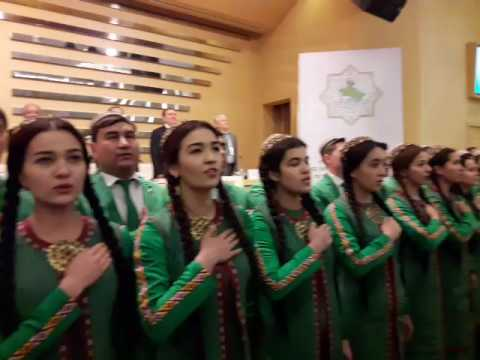 Anthem of Turkmenistan