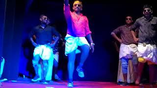 ഇവന്മാർ  ചിരിപ്പിച്ചു  കൊല്ലും ezhimala poonchola  funny dance