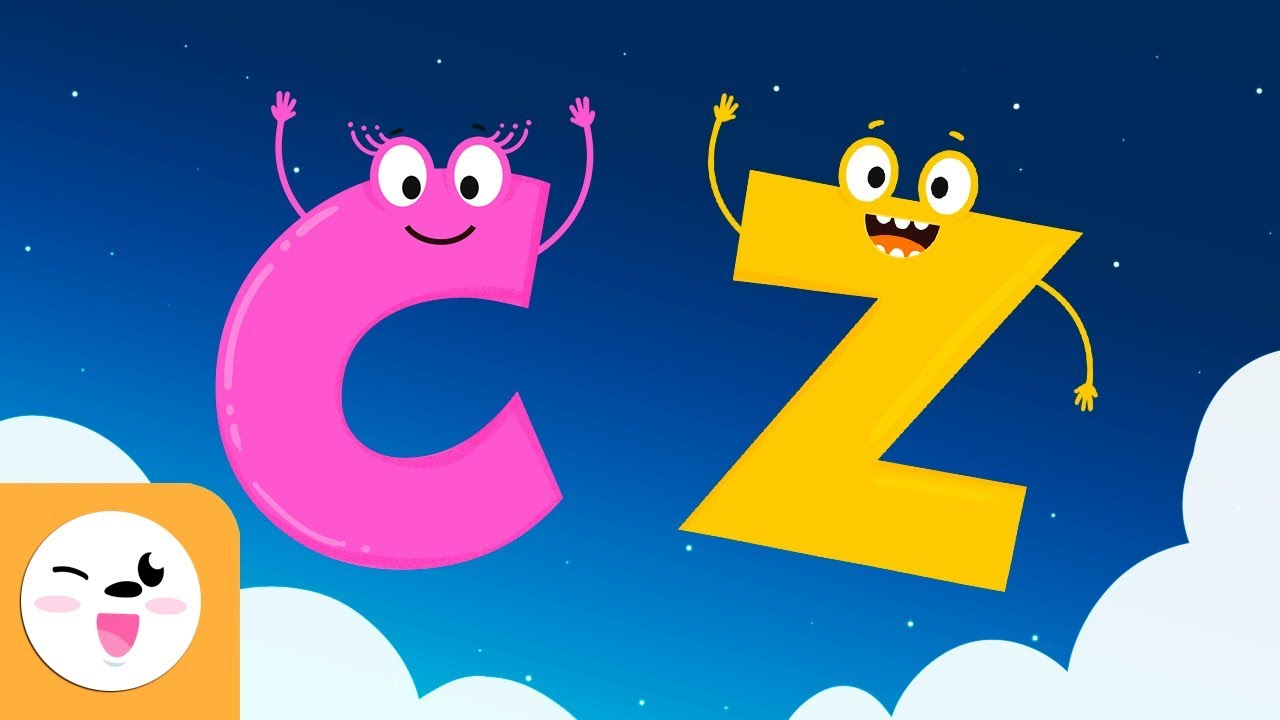 Mis primeras letras - Las consonantes C y Z - YouTube