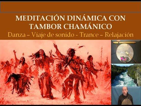 Download VIAJE de TAMBOR Chamanico 01 para Danza 💃 TRANCE y MEDITATION 🧘♂️ Shamanic Drum Journey