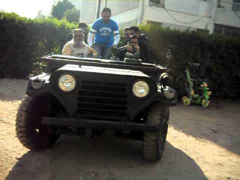 Jeep Commando For Sale >> Jeep ride M151 Part 2 Pakistan - YouTube