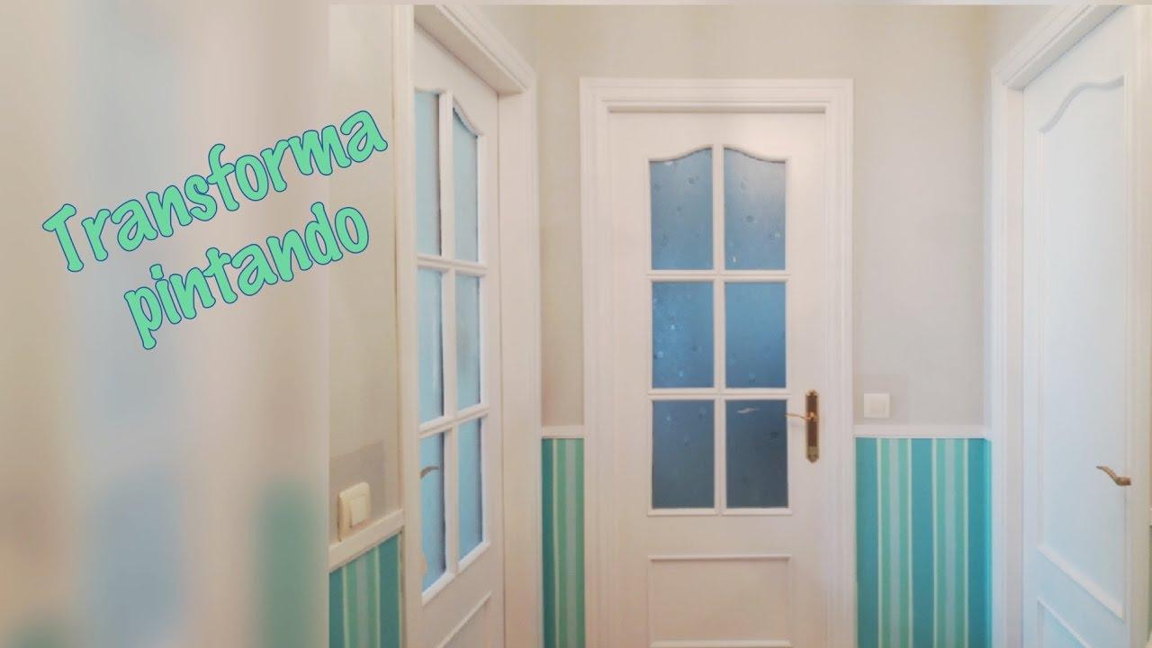 Como pintar puertas youtube for Pintar puertas de blanco en casa