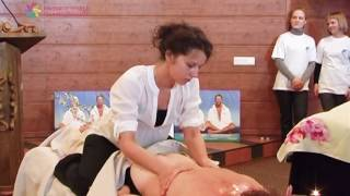 Х Международный Чемпионат по массажу. 3 декабря 2016 года