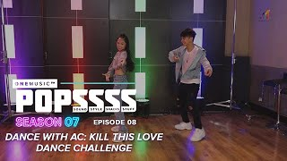 "Dance With AC: Blackpink ""Kill This Love"" Dance Challenge 