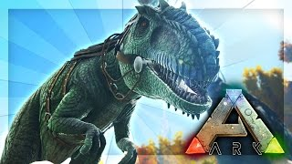 ARK: Survival Evolved Server - KILLED BY A GIGANOTOSAURUS! #47