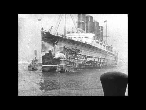 Amazing Tales from The Archive: The Sinking of the Lusitania