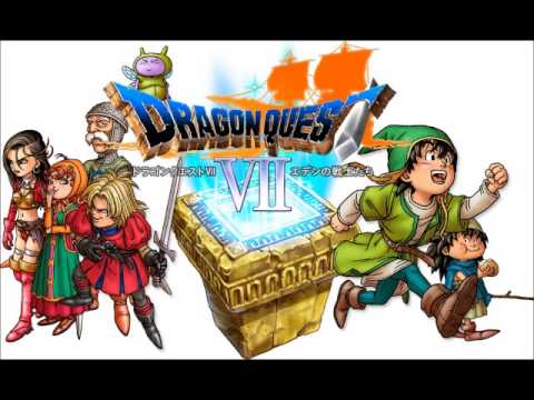 Dragon Quest 7 3DS - With Sadness in Heart