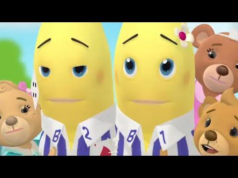 Bear Friends - Full Episode Jumble - Bananas In Pyjamas Official