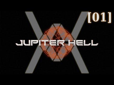 Прохождение Jupiter Hell [01] - Возвращение в ад