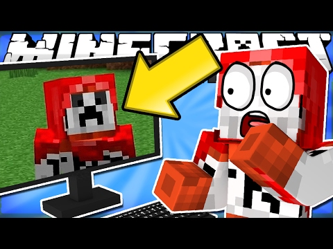Thumbnail: REACTING TO MY FIRST VIDEO!! | Minecraft