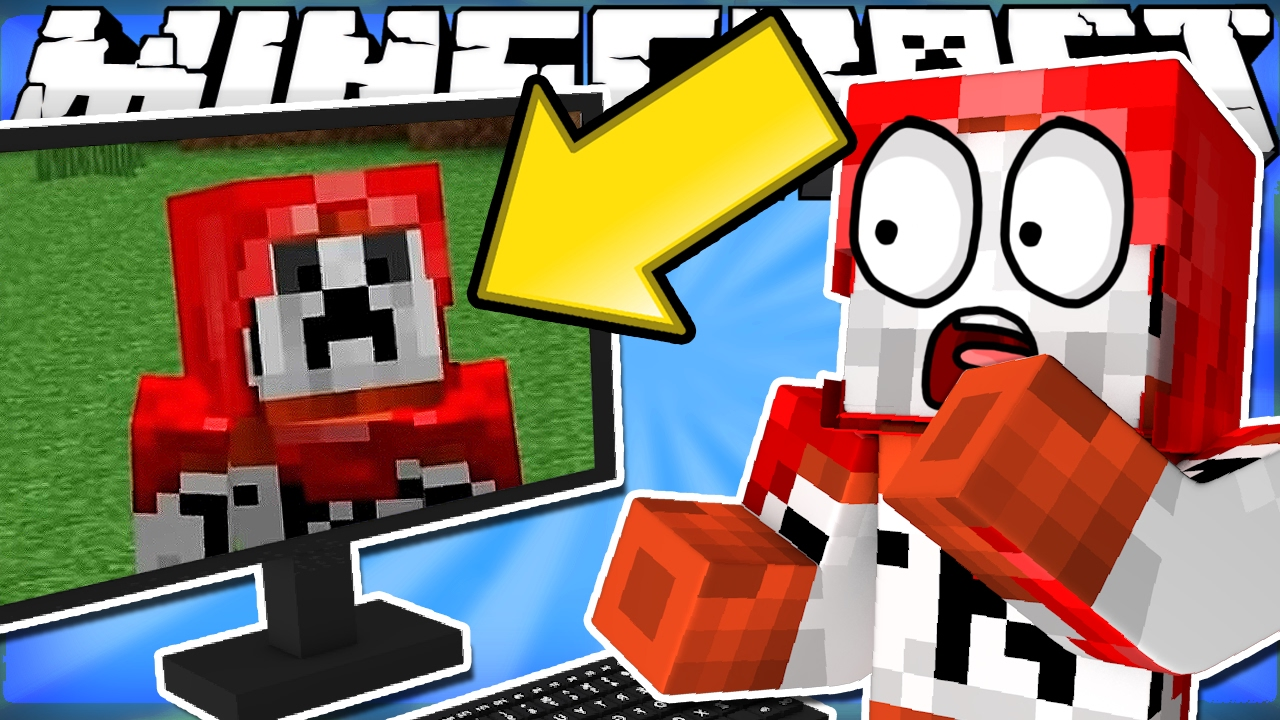 REACTING TO MY FIRST VIDEO!!  Minecraft