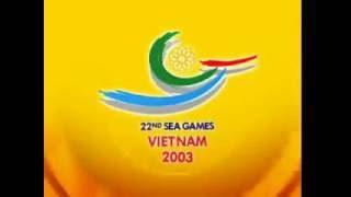 Hanoi 2003 SEA Games - VTV Broadcast Opening Sequence