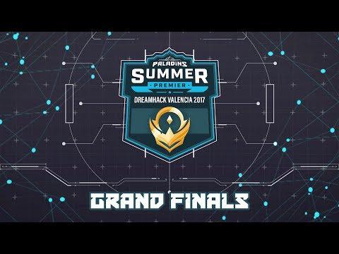 Paladins Summer Premier Grand Finals