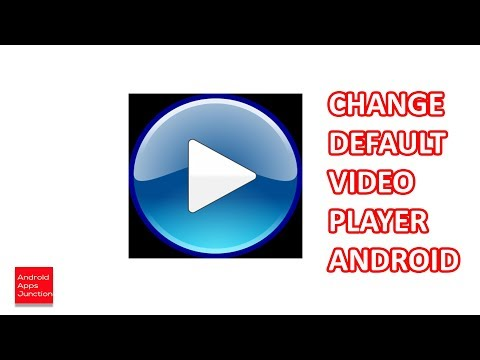 How to change default video player in android - YouTube