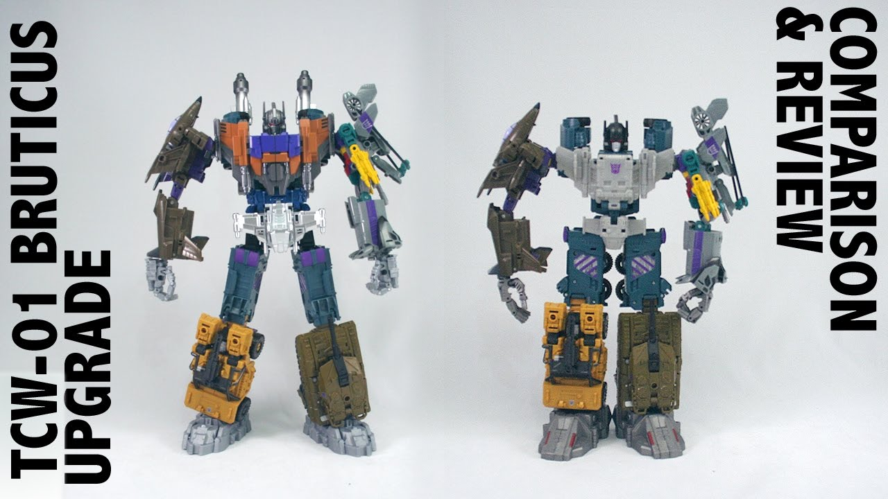 New Transform Dream Wave TCW-08 Upgrade Kit Transformers IDW Abominus In stock