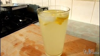 Lemon & Ginger Detox Water /10Kg In 10 Days | Recipes By Chef Ricardo