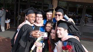 Johns Hopkins Convocation 2014: School of Public Health Graduation