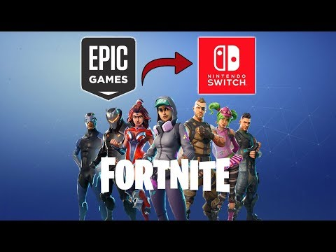 How To Link Your Fortnite Account to Nintendo Switch - No Luck PS4