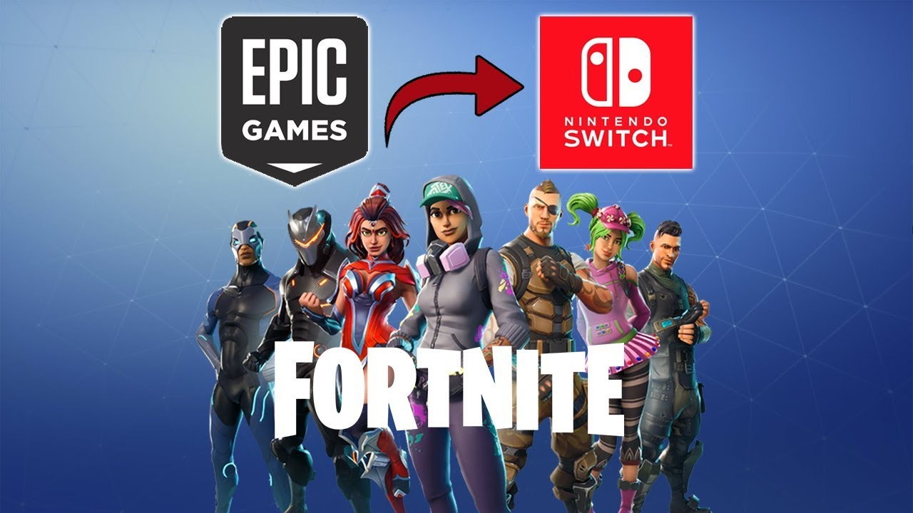 How To Link Your Fortnite Account to Nintendo Switch - No ...