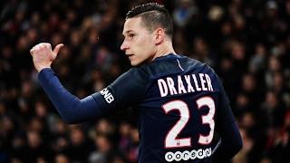 Julian draxler - first steps - psg - amazing skills & goals 2017 hd