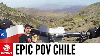 Epic POV Descent - Andes Pacifico, Santuario