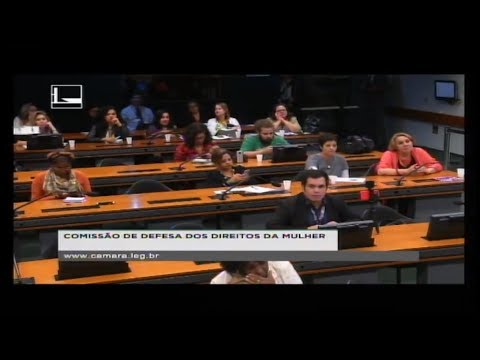 DEFESA DOS DIREITOS DA MULHER - Reunião Deliberativa - 04/07/2018 - 12:00